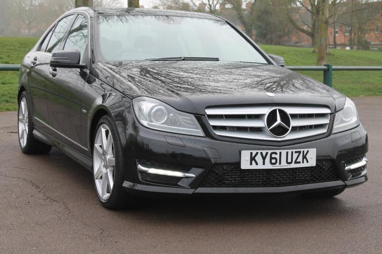 MERCEDES-BENZ C CLASS C350 CDI BLUEEFFICIENCY SPORT 125 LIMITED EDITION AUTO