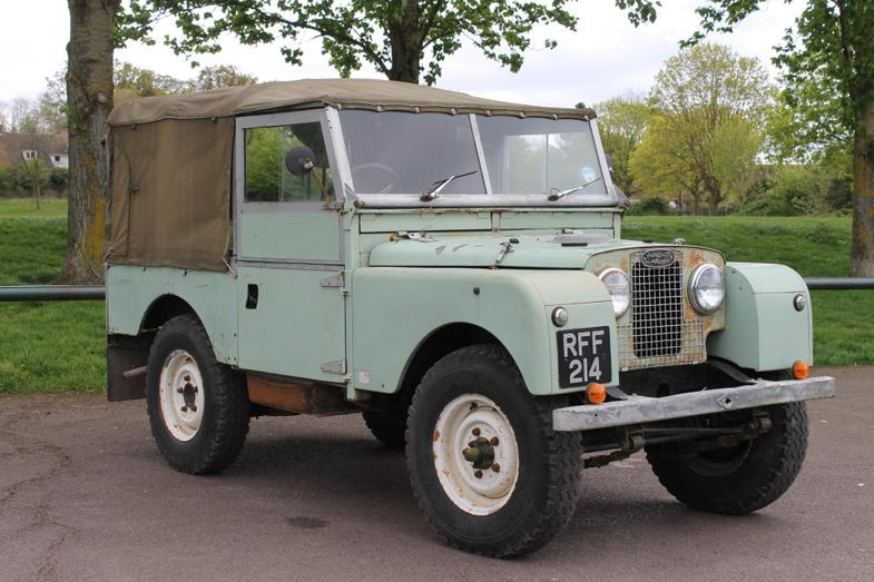LAND ROVER SERIES 1 2.0 PETROL 2WD / 4WD SOFT-TOP