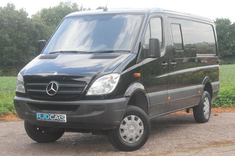 Mercedes Sprinter 316 MWB 3.5t 2.1CDi 163 Van 6