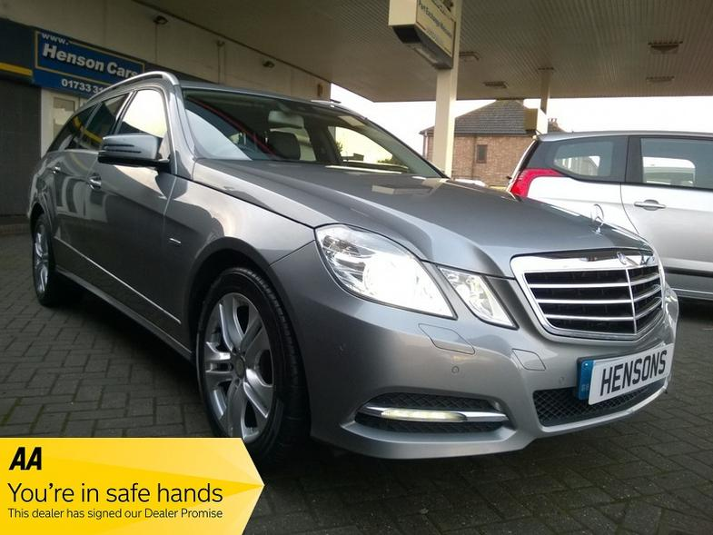 Mercedes E Class 2.1 E 250 CDI BLUEEFFICIENCY AVANTGARDE 7 SEATER