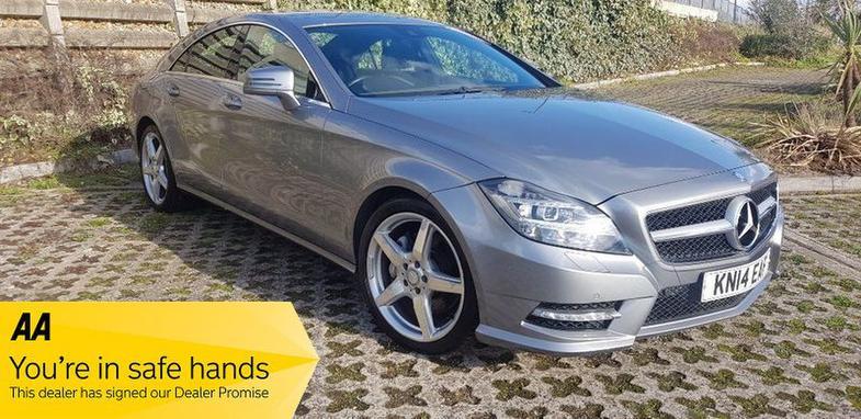 Mercedes CLS 3.0 CLS 350 CDI BLUEEFF. AMG SPORT AU
