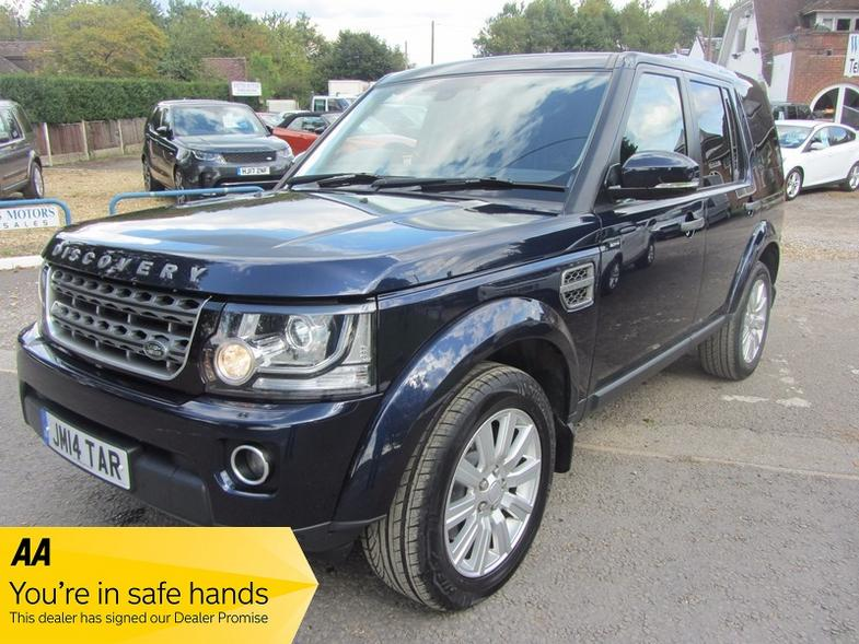 Land Rover Discovery 3.0 SDV6 XS 7 4WD AUTO