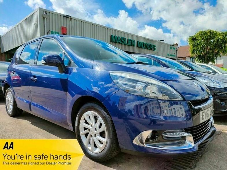 Renault Scenic 1.5 dCi 110 Stop and Start