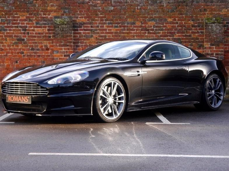 Aston Martin DBS 6.0 V12 Touchtronic - Investment opportunity