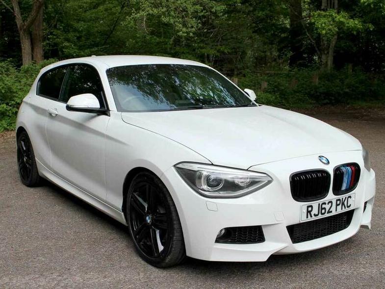 BMW 125 125d M SPORT